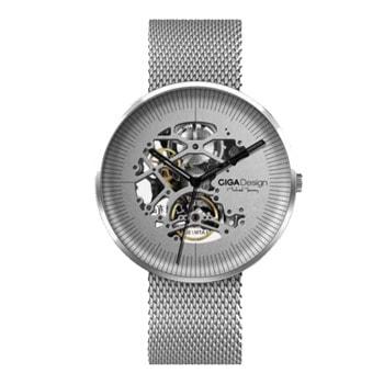 Часовник Xiaomi CIGA MY, механичен, метален, сребрист image