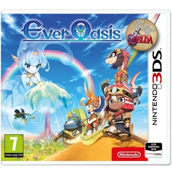 Ever Oasis product