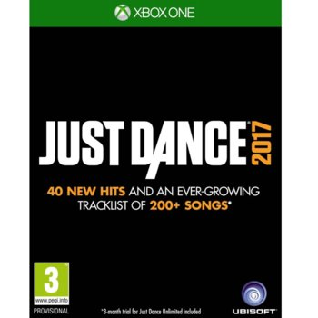 Just Dance 2017 product