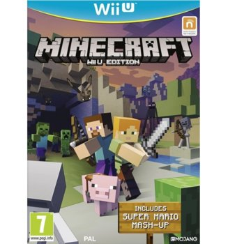 Minecraft: Wii U Edition product