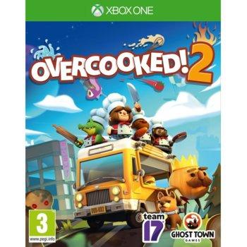 Игра за конзола Overcooked 2, за Xbox One image