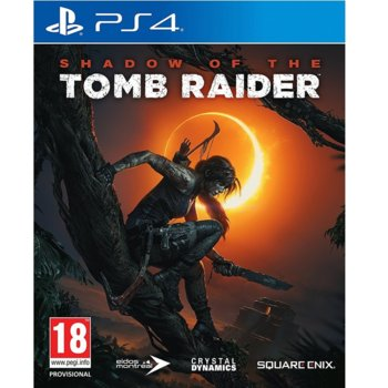 Игра за конзола Shadow of the Tomb Raider, за PS4 image