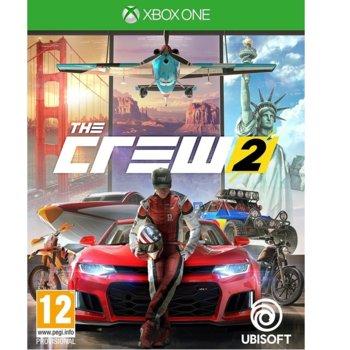 Игра за конзола The Crew 2, за Xbox One image