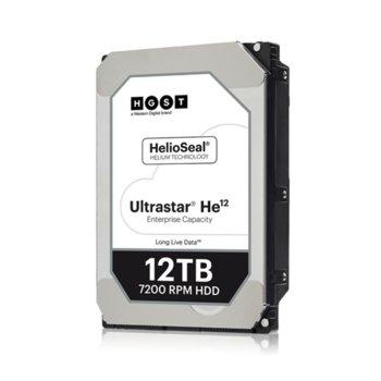 12TB HGST Ultrastar He12 SAS HUH721212AL4200 product