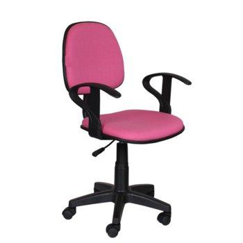 Детски стол Carmen 6012, розов image