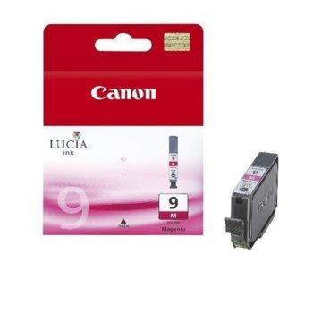 Касета за Canon Pixma MX7600, iX7000, Pro9500 and pro9500 Mark II - Magenta - PGI-9 M - P№ 1036B001 - 930k image