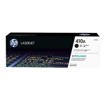 КАСЕТА ЗА HP Color LaserJet Pro M452 series/HP Color LaserJet MFP M477 series - /410A/ - Black - P№ CF410A - Заб.: 2300k image