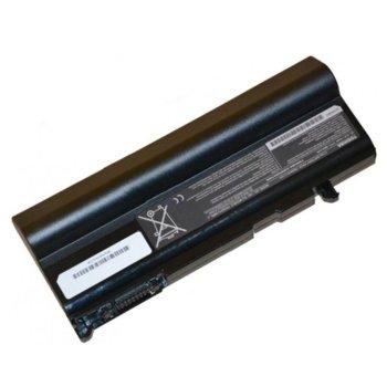 Батерия (оригинална) за лаптоп Toshiba, съвместима с Portege series/ Satellite series/ Tecra series, 12-cell, 10.8V, 8800mAh image