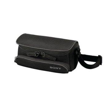 Чанта за фотоапарат Sony LCS-U5, за видеокамера/фотоапарат, черна image