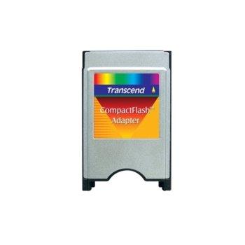 Адаптер за лаптоп Transcend TS0MCF2PC Compact Flash към PCMCIA image