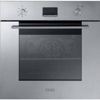 Фурна за вграждане FRANKE CR 66 М WH, клас А, 57 л. обем, 6+1 програми за готвене, програматор: Електронен програматор, програма за прецизно готвене, отложен старт, инокс image