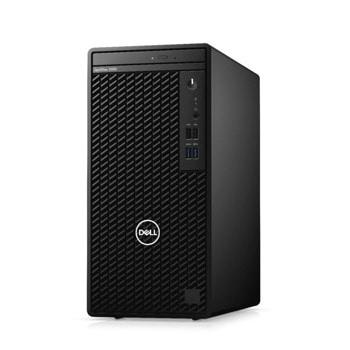 Настолен компютър Dell OptiPlex 3080 MT (N209O3080MTAC_WIN-14), шестядрен Comet Lake Intel Core i5-10505 3.2/4.6 GHz, 8GB DDR4, 1TB HDD, 4x USB 3.2 Gen 1, Windows 10 Pro image