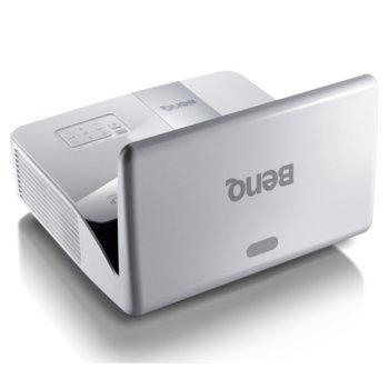 Проектор BenQ MW843UST, DLP, WXGA (1280x800), 13 000:1, 3000lm, HDMI, VGA, LAN, miniUSB Type B, RS232 image