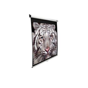 Екран Elite Screens Manual, 120 (304.8 cm), за стена/таван, 2 г. гаранция image