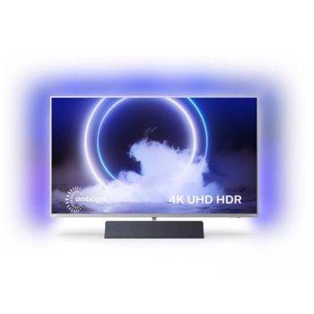 "Телевизор Philips 43PUS9235/12, 43"" (109.22 cm) 4K/UHD Smart TV, HDR, DVB-T/T2/T2-HD/C/S/S2, Wi-Fi, LAN, Bluetooth, 4x HDMI, 2x USB, енергиен клас G image"