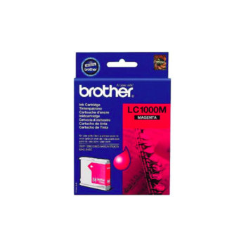 ГЛАВА ЗА BROTHER MFC 240C/440C/465/660/680/845/885/DCP 130C/330/350/540/560/750/770 - Magenta - LC1000M - заб.: 400k image