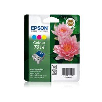ГЛАВА ЗА EPSON STYLUS COLOR 480/580 - Color - P№ C13T01440110 image