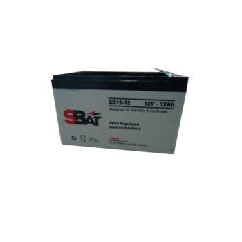 Акумулаторна батерия Eaton SBAT12-12, 12V, 12Ah, VRLA image
