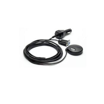 GPS приемник Garmin GPS 18x PC, 12 канален, 55мм диаметър, за малки пространства, DB-9 пинов конектор и накрайник за авт. запалка image