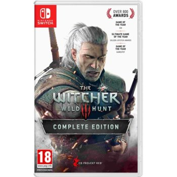 The Witcher 3: Wild Hunt Complete Edition Switch product