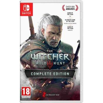 Игра за конзола The Witcher 3: Wild Hunt Complete Edition, за Nintendo Switch image
