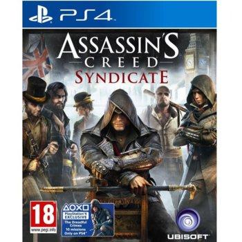 Игра за конзола Assassins Creed: Syndicate, за PS4 image