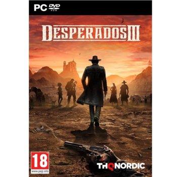Игра Desperados III, за PC image
