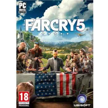Far Cry 5 product