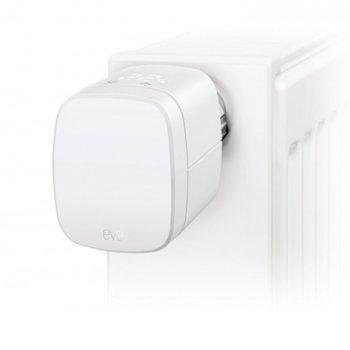 Терморегулатор Apple Elgato Eve Thermo (2017), за управление на домашната темепература, Bluetooth, бял image