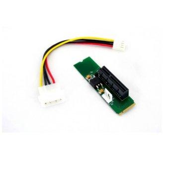 Екстендър M.2 към PCI-Express x1 product