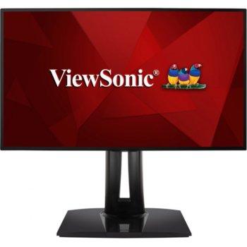 """Монитор ViewSonic VP2458, 23.8"""" (60.45 cm) IPS панел, Full HD, 7ms, 20000000:1, 250 cd/m2, HDMI, DisplayPort, VGA image"""