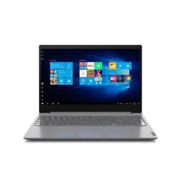 "Лаптоп Lenovo V15 IKB (81YD0014BM)(сив), двуядрен Kaby Lake R Intel Core i3-8130U 2.2/3.4 GHz, 15.6"" (39.62 cm) Full HD TN Anti-Glare Display, (HDMI), 8GB DDR4, 1TB HDD, 2x USB 3.1, Free DOS  image"