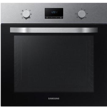 Фурна за вграждане Samsung NV70K1340BS, клас A, грил, 70 л. обем, LED дисплей, инокс image