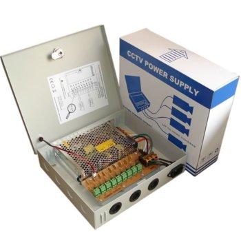 Захранващ блок 12V/10A, защита от к.с. и претоварване image
