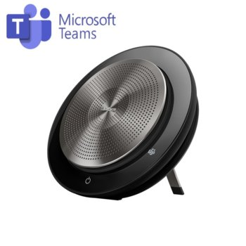 Конферентна тонколона Jabra Speak 750 Bluetooth MS Teams, безжична, Bluetooth, до 30 метра, до 15 часа време за разговори, USB,  image