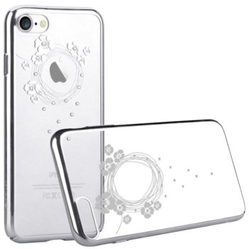 Devia Crystal Garland iPhone 7 Silver DC27577 product