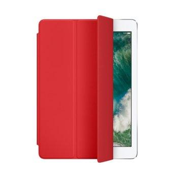 Калъф за iPad Pro 9.7, Apple Smart Cover, полиуретаново, червен image