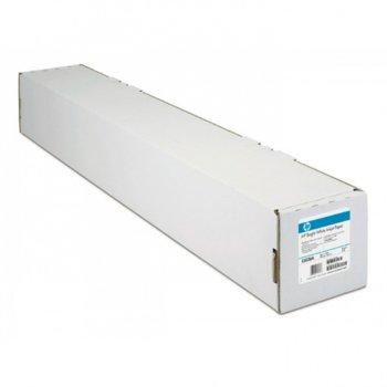 "ХАРТИЯ HP BRIGHT WHITE INKJET PAPER - 90 g/m2-24"" - 1 roll - P№ C6035A - заб.: 610 mm x 45.7 m image"