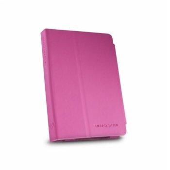 """Калъф за електронна книга Energy Sistem Mini, 4"""" (10.16 cm), поликарбонат, розов image"""