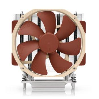 Охлаждане за процесор Noctua NH-U14S TR4-SP3, съвместимост с AMD TR4/SP3 image