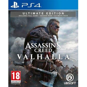 Игра за конзола Assassin's Creed Valhalla – Ultimate Edition, за PS4 image
