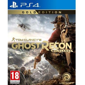 Игра за конзола Tom Clancys Ghost Recon: Wildlands Gold Edition, за PS4 Pre-Order image