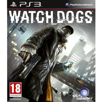 Watch Dogs, за PlayStation 3 product