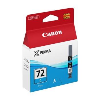 ГЛАВА CANON PIXMA PRO-10 - Cyan - P№PGI-72C - заб.:14ml. image