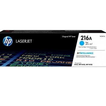 Тонер касета за HP Color LaserJet Pro MFP M182/M183, Cyan, W2411A, Заб.: 850 брой копия image