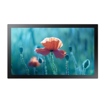 "Публичен дисплей Samsung LH13QBRTBGCXEN, 13"" (33.02 см)Full HD сензорен мулти-тъч дисплей, HDMI, USB 2.0 image"