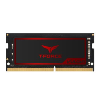 Памет 8GB DDR4 2666MHz, SO-DIMM, Team T-Force Vulcan, 1.2V image
