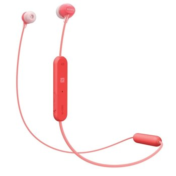 Sony Headset WI-C300, red product