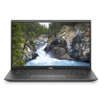 "Лаптоп Dell Vostro 5402 (N7006VN5402EMEA01_2005_UBU)(сив), четириядрен Tiger Lake Intel Core i7-1165G7 4.70 GHz, 14.0"" (35.56 cm) Full HD IPS Anti-Glare Display & GF MX330 2GB, (HDMI), 8GB DDR4, 1TB SSD, No OS image"