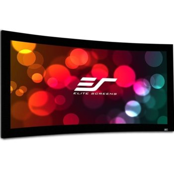 Elite Screen Curve135WH1 product